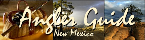 New mexico fishing report jemez springs for Conchas lake fishing report